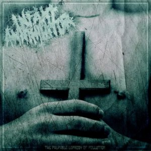 Infant Annihilator - The Palpable Leprosy of Pollution cover art