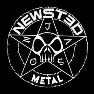 Newsted - Metal cover art