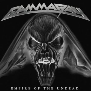 Gamma Ray - Empire of the Undead cover art