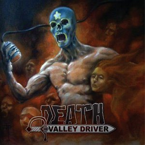 Death Valley Driver - Choke the River cover art