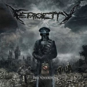 Ferocity - The Sovereign cover art