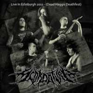 Scordatura - Live in Edinburgh [Deadhaggis Deathfest] cover art