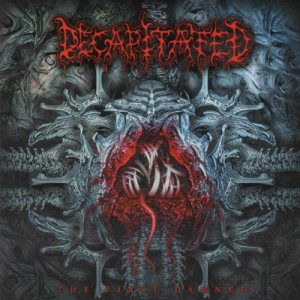 Decapitated - The First Damned cover art