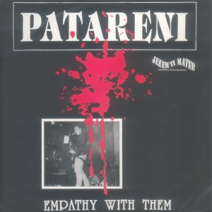 Patareni - Empathy With Them / It's a... Mockery! cover art