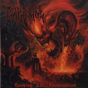 Abhorrence - Evoking the Abomination cover art