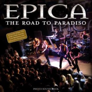 Epica - The Road to Paradiso cover art