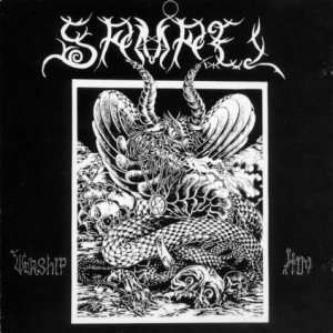 Samael - Worship Him cover art