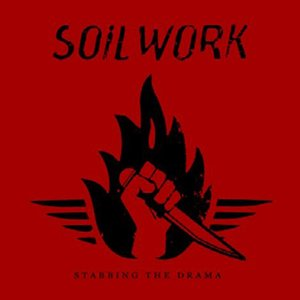 Soilwork - Stabbing the Drama cover art