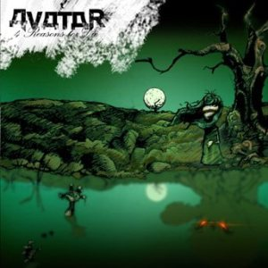 Avatar - 4 Reasons to Die cover art