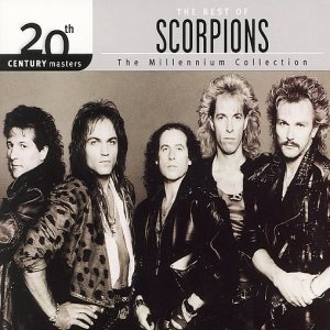Scorpions - 20TH Century Masters: the Millennium Collection cover art