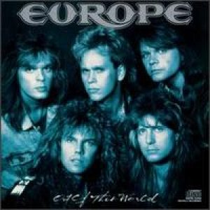 Europe - Out of This World cover art
