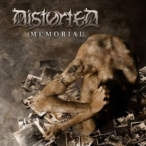 Distorted - Memorial cover art