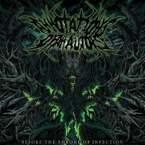 Annotations of an Autopsy - Before the Throne of Infection cover art