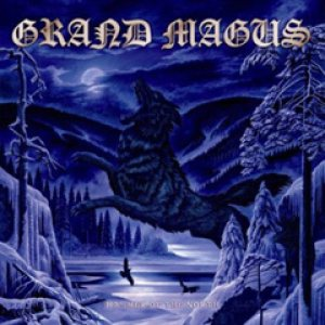 Grand Magus - Hammer of the North cover art