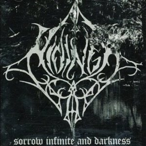Nidingr - Sorrow Infinite and Darkness cover art