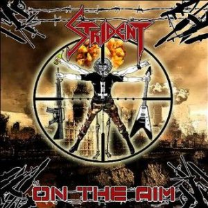 Strident - On the Aim cover art