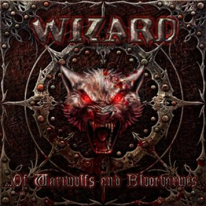 Wizard - ...Of Wariwulfs and Bluotvarwes cover art
