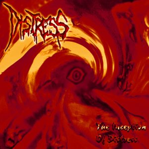 DISTRESS - The Inception of Distress cover art