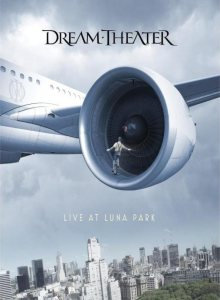 Dream Theater - Live at Luna Park cover art