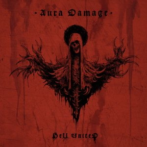 Hell United - Aura Damage cover art
