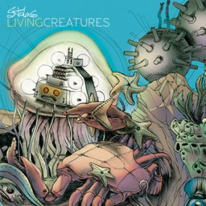 Stolas - Living Creatures cover art