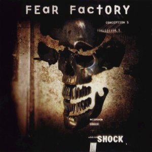 Fear Factory - Shock cover art