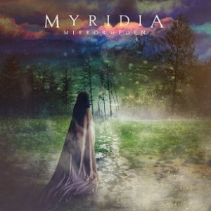 Myridia - Mirror of Eden cover art