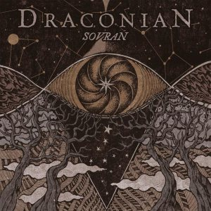 Draconian - SOVRAN cover art