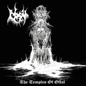 Absu - The Temples of Offal cover art