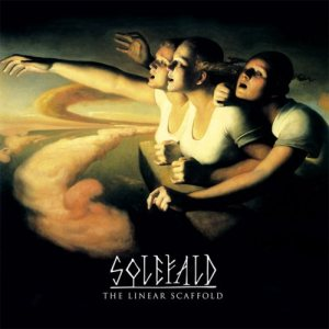 Solefald - The Linear Scaffold cover art