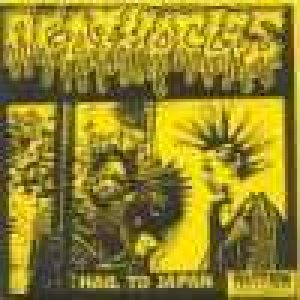 Agathocles - Hail to Japan/Split With Psycho cover art