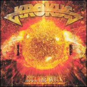 Krokus - Rock the Block cover art