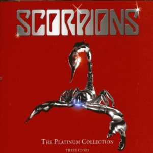 Scorpions - Platinum Collection cover art