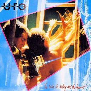UFO - The Wild, the Willing and the Innocent cover art