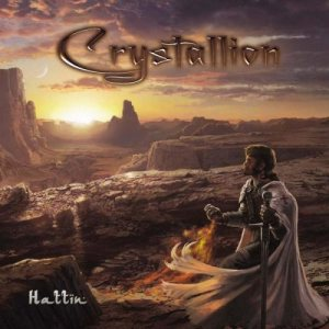 Crystallion - Hattin cover art