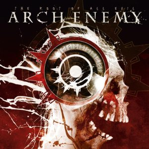 Arch Enemy - The Root of All Evil cover art