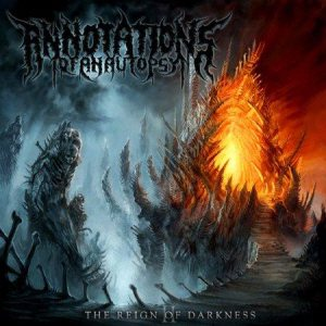 Annotations of an Autopsy - II: the Reign of Darkness cover art