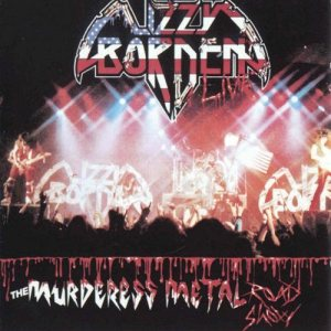 Lizzy Borden - The Murderess Metal Road Show cover art