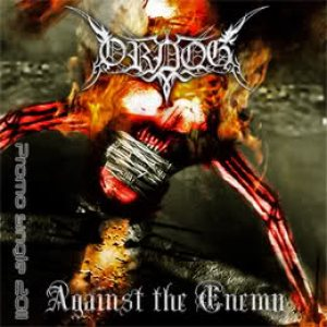 Ordog - Against the enemy (promo single) cover art