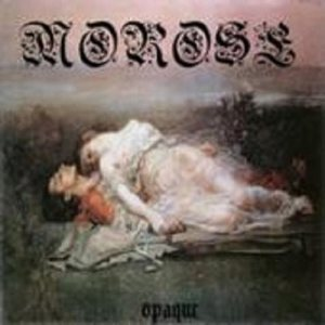 Morose - Opaque cover art