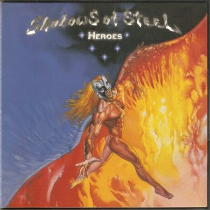 Shadows Of Steel - Heroes cover art