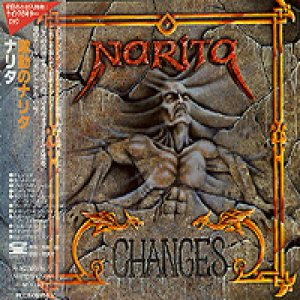 Narita - Changes cover art