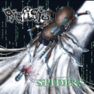 Pigsty - Spiders cover art