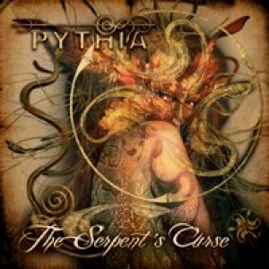 Pythia - The Serpent's Curse cover art