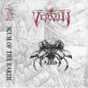 Vermin - Scum of the Earth cover art