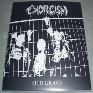 Exorcism - Tormented in Gore / Old Grave cover art