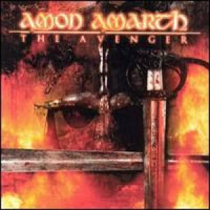 Amon Amarth - The Avenger cover art