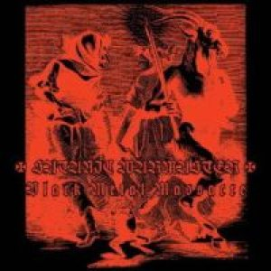 Satanic Warmaster - Black Metal Massacre LIVE cover art
