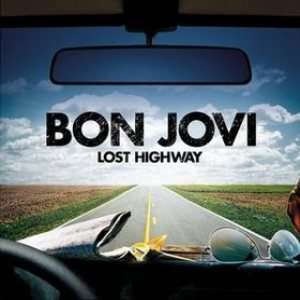Bon Jovi - Lost Highway cover art