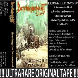 Dethronement - Breeding the Demonseed